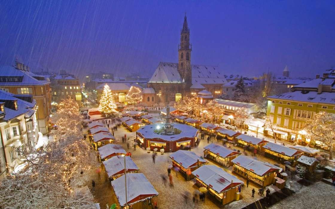 Mercatino Di Natale Bressanone Foto.Offerta Mercatini Di Natale Bressanone Bolzano Merano